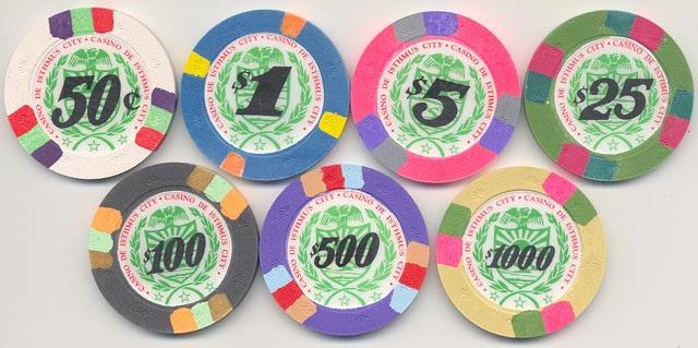 Casino de isthmus chips twin river gambling